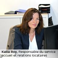 Portrait Katia Roy